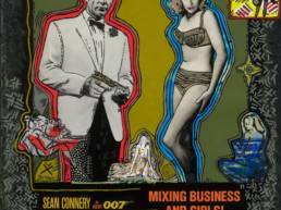 James Bond by Horst Kordes