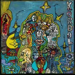 Kordali star was borne by Horst Kordes