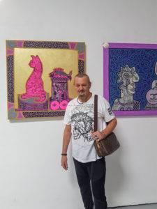 Ausstellung im MoCA