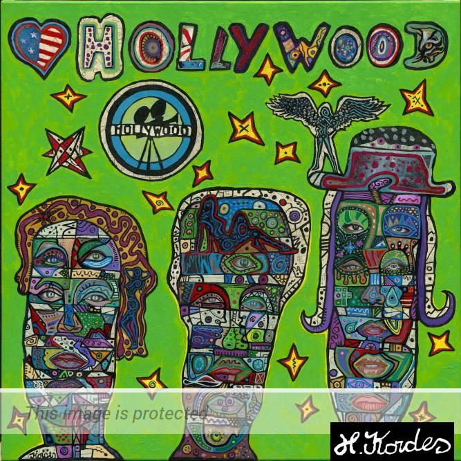 Hollywood by Horst Kordes