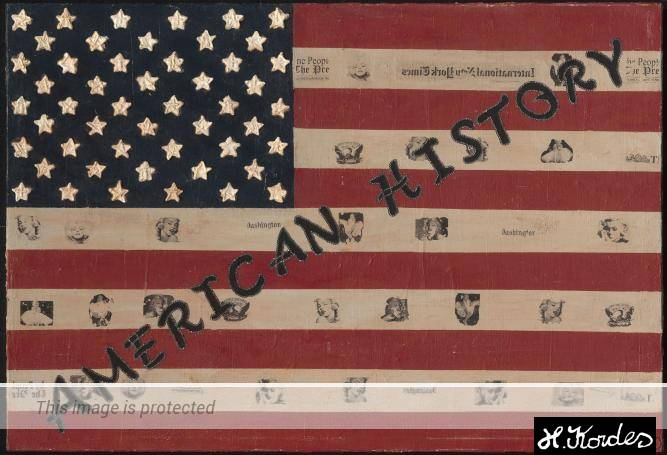 American History by Horst Kordes